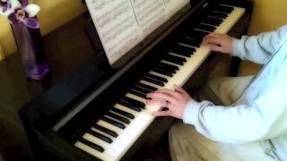 Brian Crain - White Horse (Piano Cover)