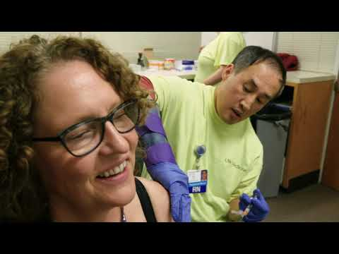 Get Vaccinated For The Flu, Expert Recommends