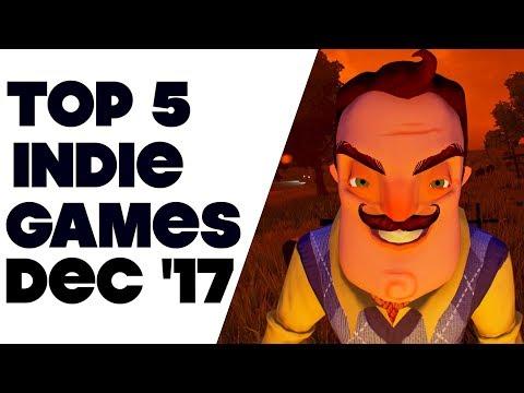 Top 5 Best Looking Indie Games of December 2017