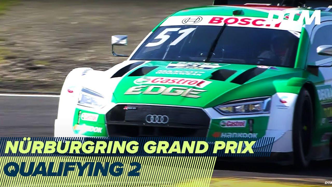 RE-LIVE   Qualifying 2 - DTM Nürburgring Grand Prix 2020