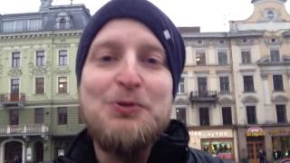 Відеоблог зі Львова: порада від норвежця (2017:4)