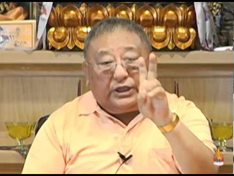 Gelek Rimpoche: Faith In Buddhism 6/26/2011