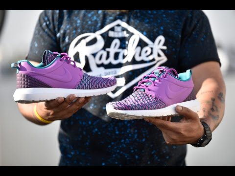 Nike Roshe One Flyknit PRM - Unboxing and On Feet Review