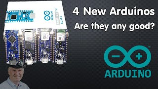 #298 Four new Arduino Nano Boards: Test and Comparison (Every, 33 IoT, 33 BLE, 33 BLE Sense)