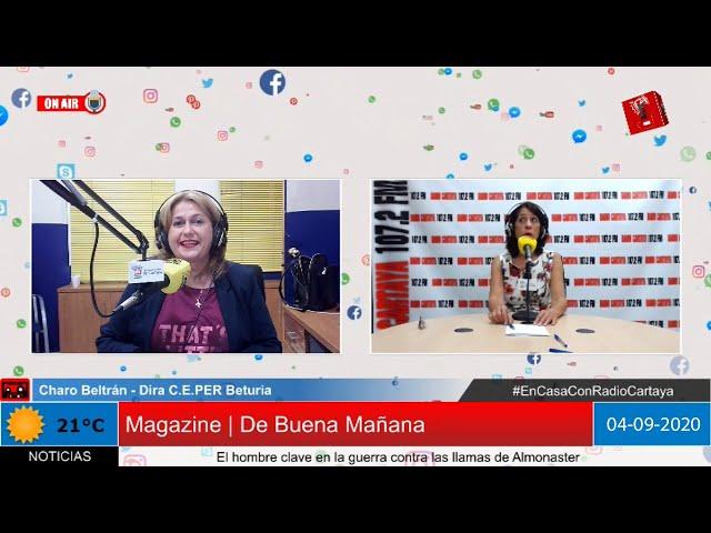 Radio Cartaya | El C.E.PER Beturia de Cartaya abre sus puertas de cara al nuevo curso