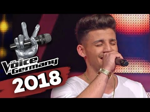 Shawn Mendes - In My Blood (Alessandro Rütten) | PREVIEW | The Voice of Germany 2018 |Blind Audition