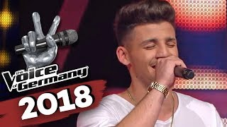 Shawn Mendes - In My Blood (Alessandro Rütten) | PREVIEW | The Voice of Germany 2018 |Blind Audition Video