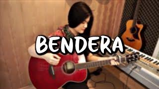 Cokelat  Bendera - Flatpicking Guitar Cover | Josephine Alexandra