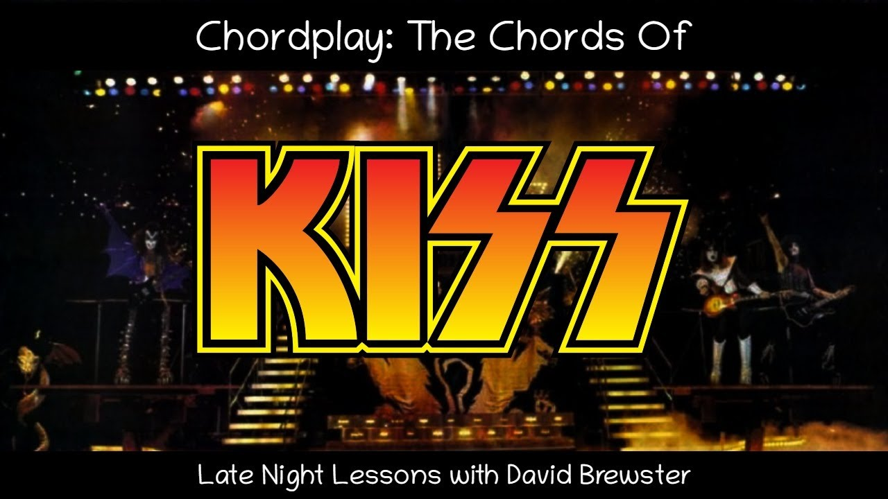 Chordplay - The Chords of KISS