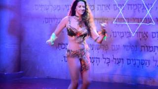 Brazilian Samba Show - Laura Studio Latino - Magic Sunrise Hotel