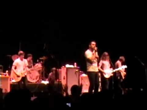 Say Anything - Skinny, Mean Man Live