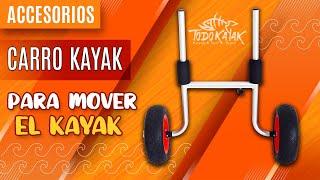 Vídeo: Carro Kayak YK-02018