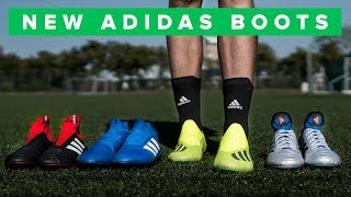 ADIDAS TEAM MODE PLAY TEST - SICK NEW COLOURS