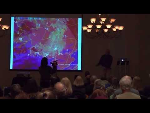 Weather Satellites and Alaska, 2015