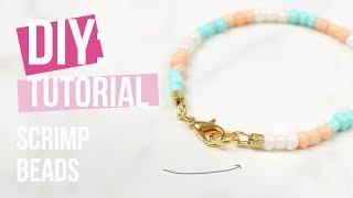 Sieraden maken: Beadalon Scrimps ♡ DIY