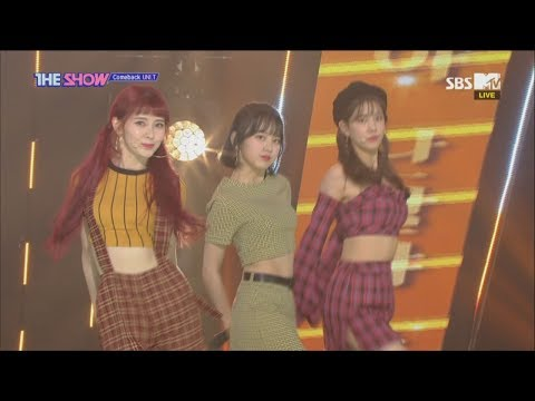 UNI.T, I Mean [THE SHOW 180918]