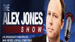 THE ALEX JONES SHOW | EPA Caught Illegaly Experimenting on Human Subjects (9/26/2012)