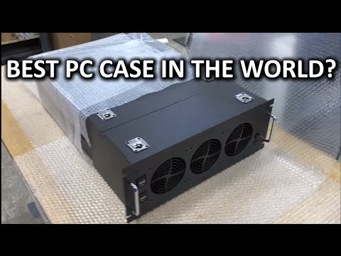 The Birth Of My Custom Gaming Case - Personal Rig Update 2015 Part 3