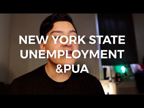 New York State Unemployment & PUA Update 5/11/2020