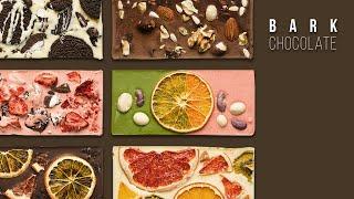 [Eng] 발렌타인데이 선물로 바크 초콜릿 만들기 - …