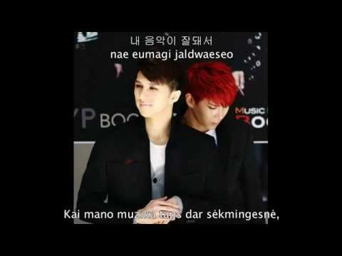 VIXX - Don't Want To Be An Idol [Han|Rom|LT Subs]