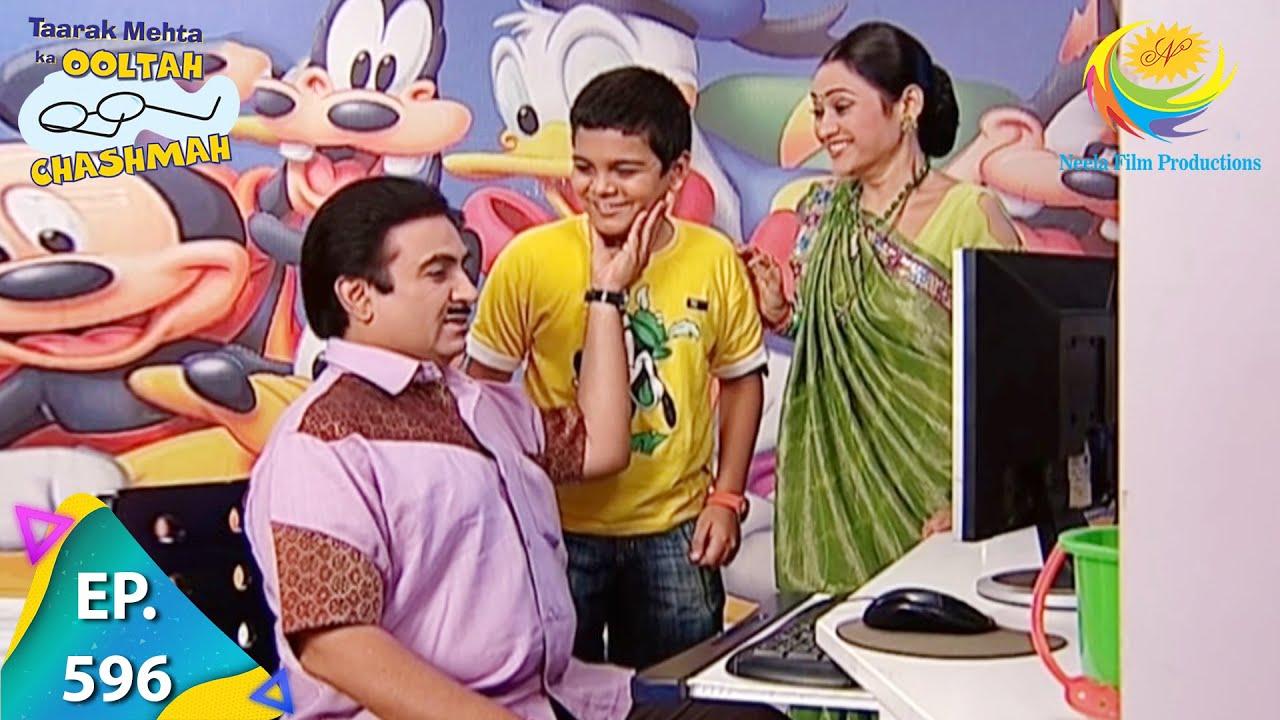 Download Taarak Mehta Ka Ooltah Chashmah - Episode 596 - Full Episode
