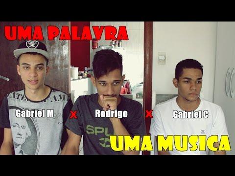 UMA PALAVRA, UMA MUSICA - Ello G2 (Feat. RODRIGO FERNANDES )
