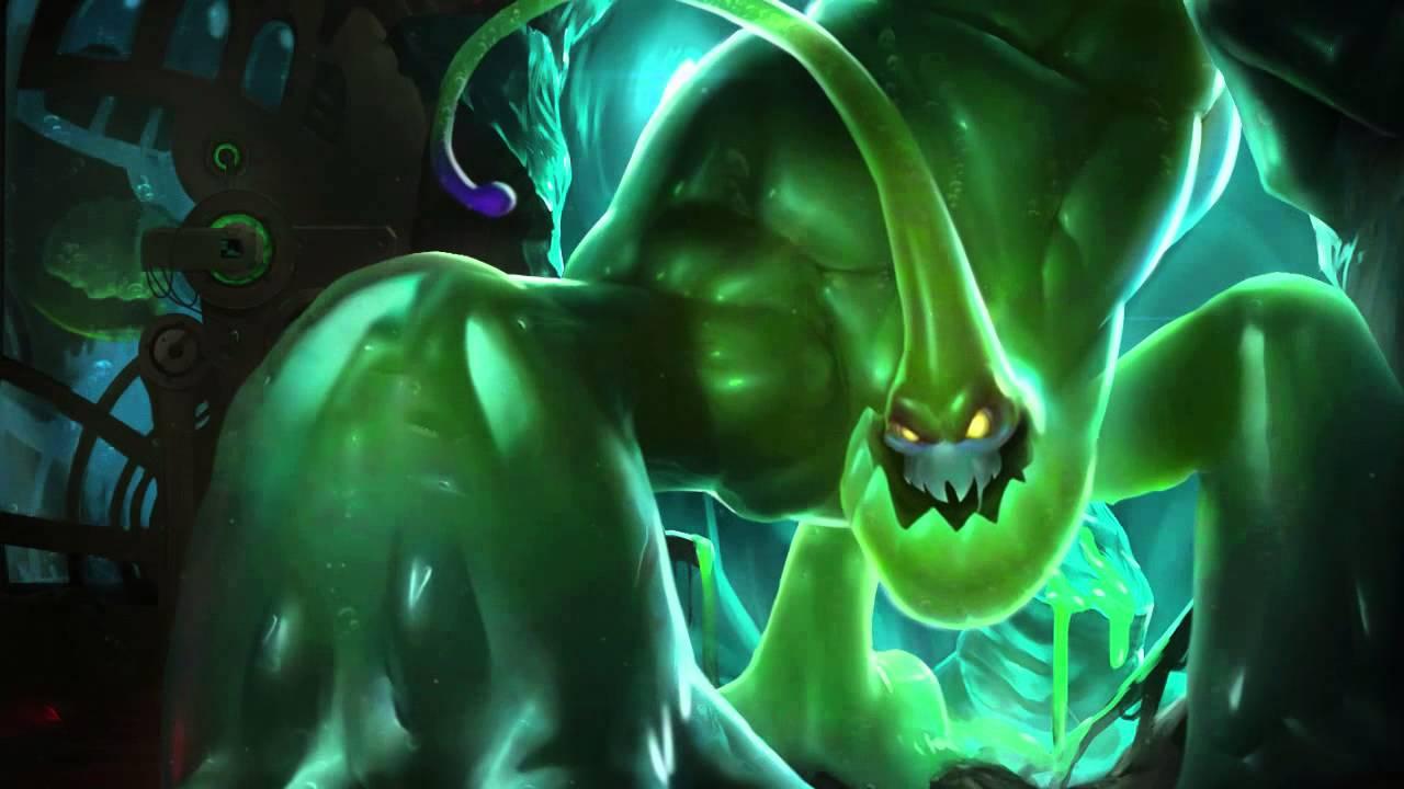 League Of Legends Zac Skills