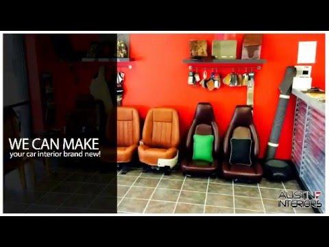 512 246 2886 Automotive Upholstery, Austin Interiors