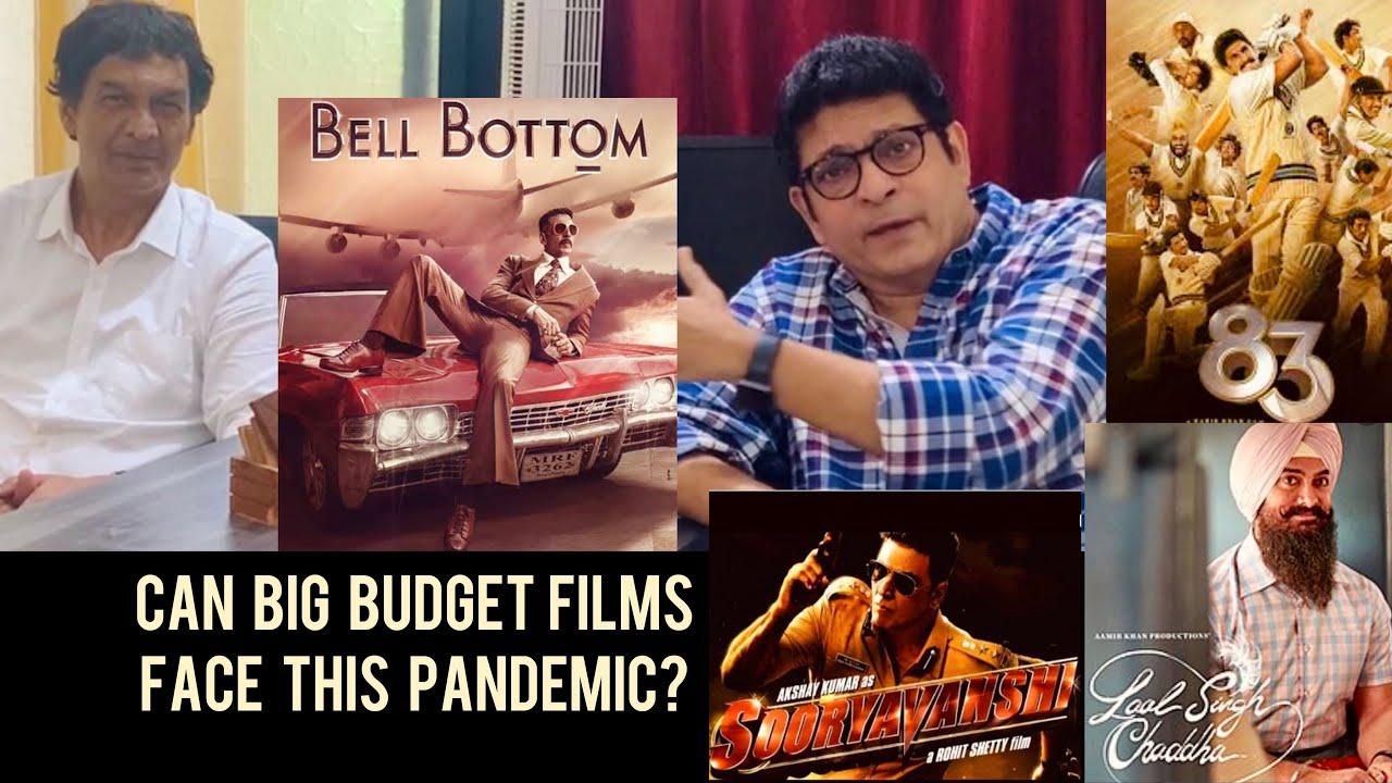 Can Big Budget Films Face This Pandemic? | Rajeev Chaudhari & Narendra Gupta