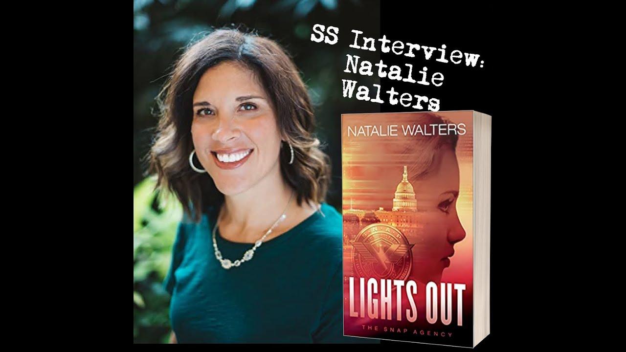 Suspense Squad Interview - Natalie Walters