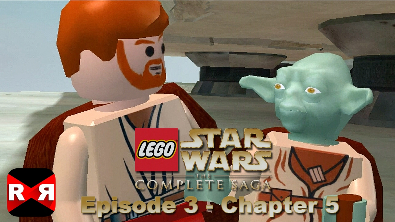 Walkthroughs for Lego Star Wars: The Complete Saga