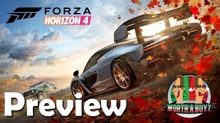 Forza Horizon 4 Preview - Worthabuy?