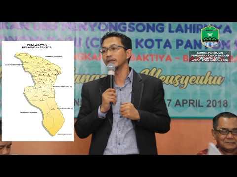 Grand Opening Forum Discussion-CDOB Kota Panton Labu