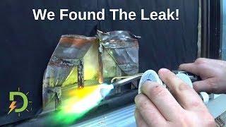 Repair a Solar Hot Water Fail DHW
