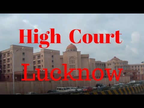 New High Court  Of Lucknow