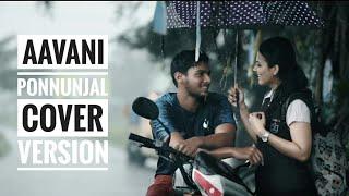 Aavani Ponnunjal Romantic Cover Whatsapp Status Video