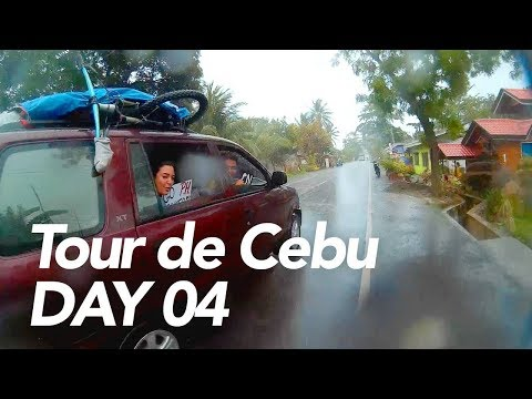 Biking the Entire Island of Cebu DAY 04 (Ronda, Tabuelan, Barili, Aloguinsan, Tabuelan, Balamban)