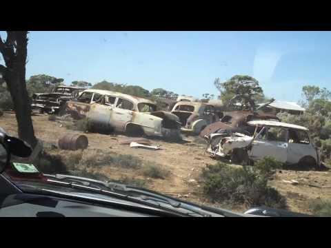 The Koonalda Homestead (Old Eyre Highway - South Australia)