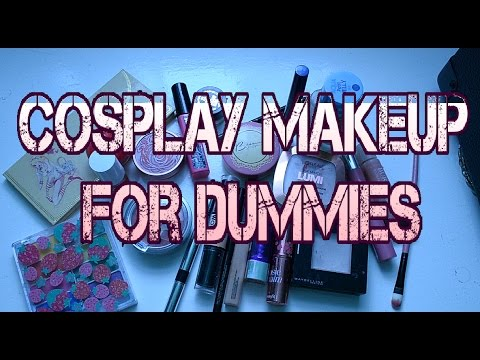 Cosplay Makeup Starter Kit Guide | Basic Cosplay Makeup Items | Rosalium Cosplay
