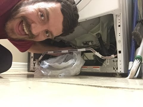 whirlpool-duet-washing-machine-not-draining---how-to-fix-diy---troubleshooting-and-repair