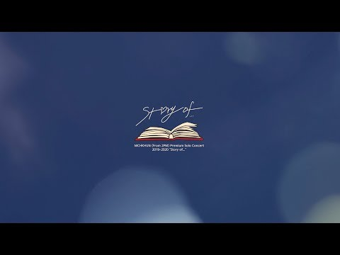 """NICHKHUN (From 2PM) """"Story of..."""" Concert Teaser Movie"""