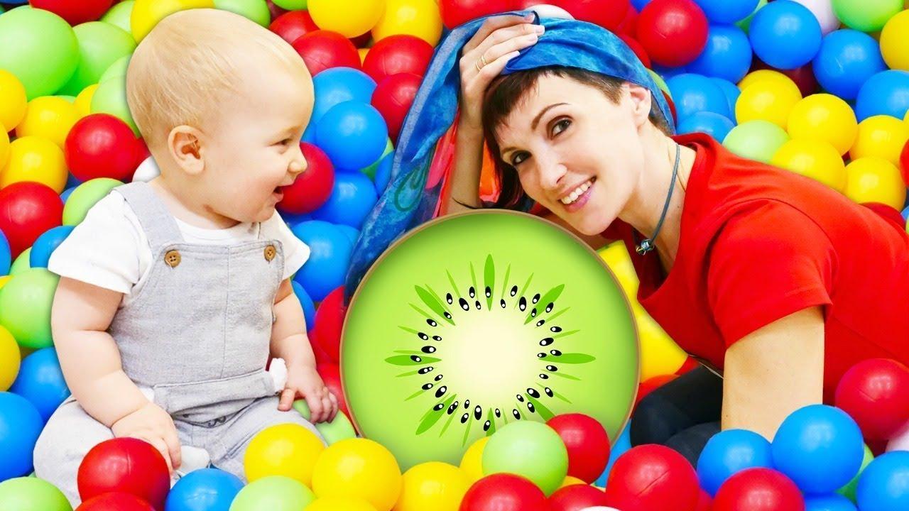 Детская песня про мячики - Маша Капуки, Карл и Бьянка. Сборник для детей