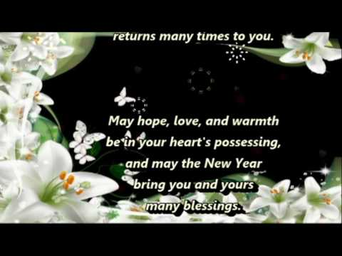 New year greetings messages a new year blessinghappy new yearwishesgreetings smsquotessayingsblessingsprayers m4hsunfo
