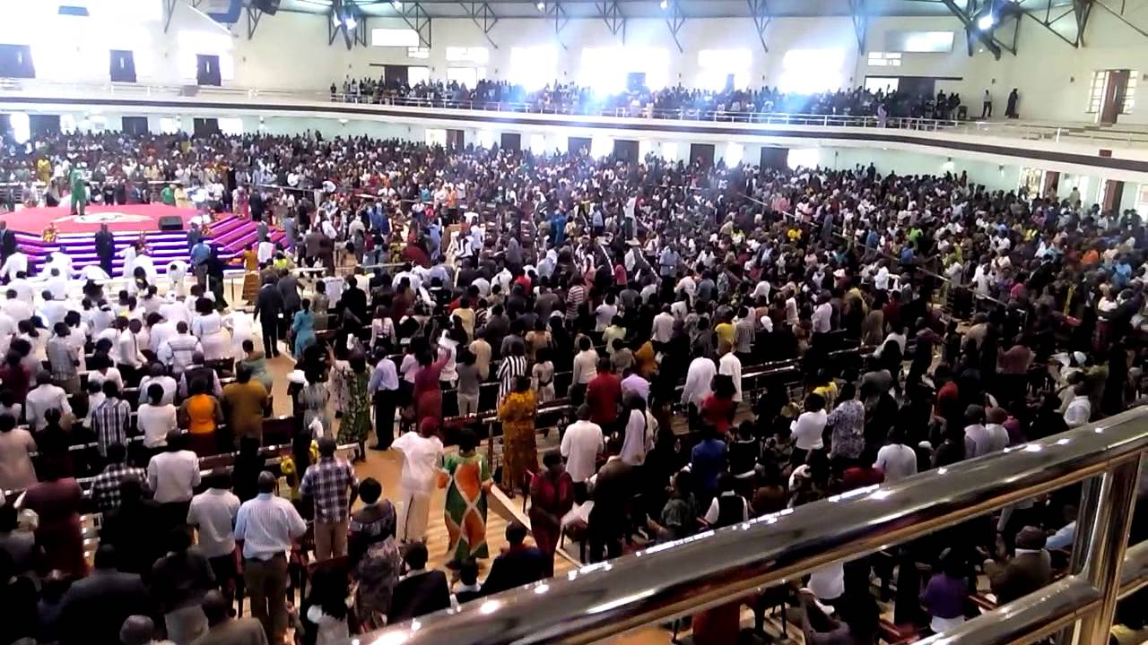 Image result for Winners chapel