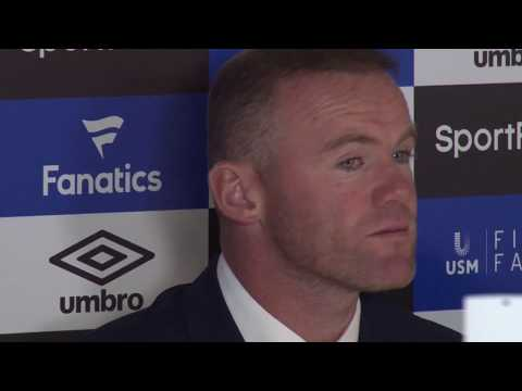 Rooney: Everton return not a retirement home, I'm here to win!