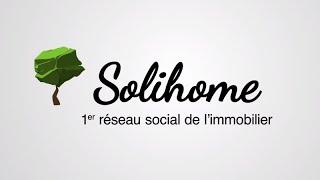 Solihome, le 1er Réseau Social de l