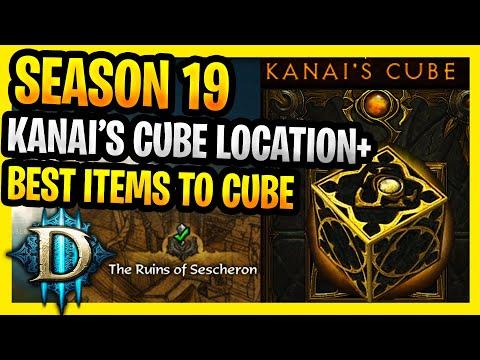 Season 19 Kanai Cube Location And Best Items In Kanai's Cube Diablo 3 Every Class 2019 Updated