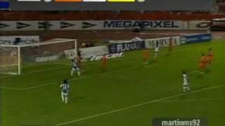 Jaguares vs America Clausura 2009 Jornada 5 0 0