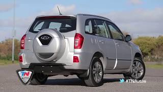 TN Autos Programa 151 | Test Drive Chery Tiggo 3